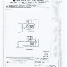 Planimetria 2 locali a Cormano